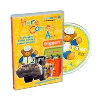 Abbey Home Media - Here Comes a Digger Import anglais