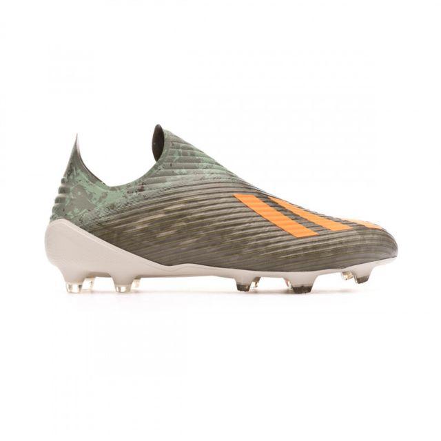Adidas X 19+ FG pas cher Achat Vente Chaussures foot