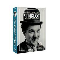 Aparte Editions - La Naissance de Charlot - The Essanay Comedies - 1915