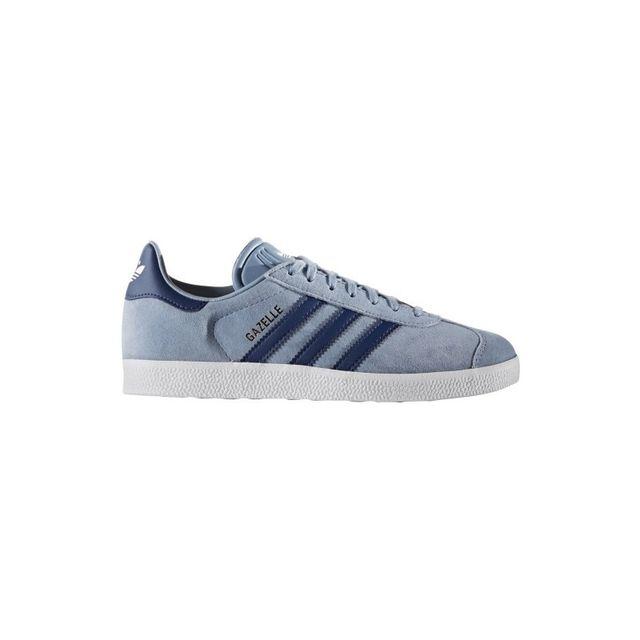 Adidas originals - Adidas chaussure gazelle bleu-ciel - 36 - pas cher Achat / Vente Baskets femme - RueDuCommerce