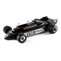 Ebbro - Maquette voiture : Lotus 88B 1981 Courage