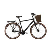 Ortler - Vélo Enfant - Monet - Vélo de ville Homme - noir