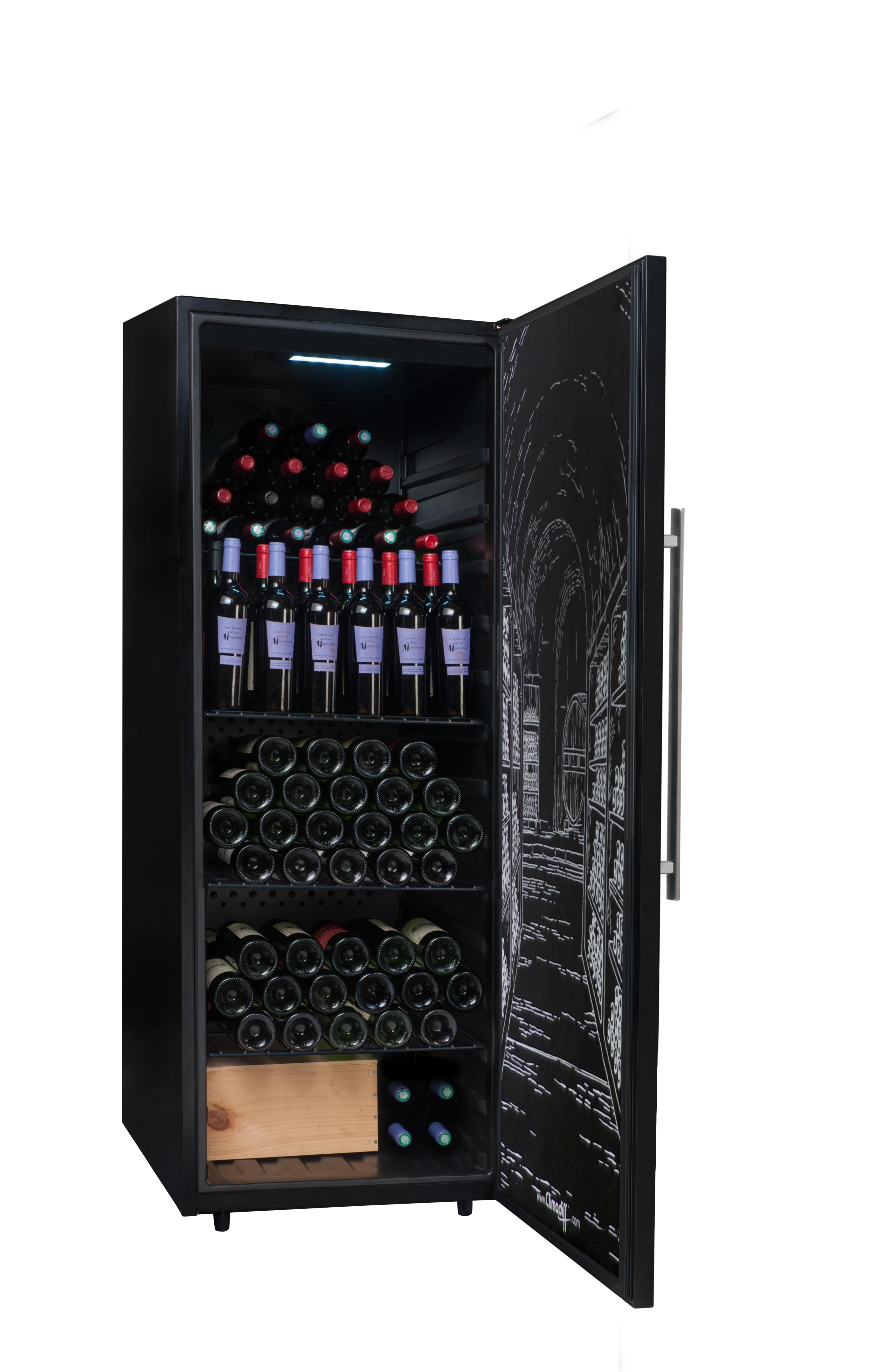 Cave à vin de vieillissement PCLP205