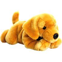 Keel Toys - Peluche Chien Labrador Miel 35 cm