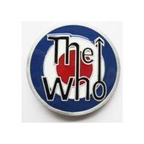 Universel - Boucle de ceinture groupe the who kult année 70 homme femme