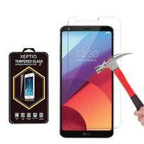 Xeptio - Lg G6 : Protection d'écran en verre trempé - Tempered glass Screen protector