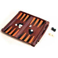 Leathersafe - Roll & Play - Accessoire de voyage - marron