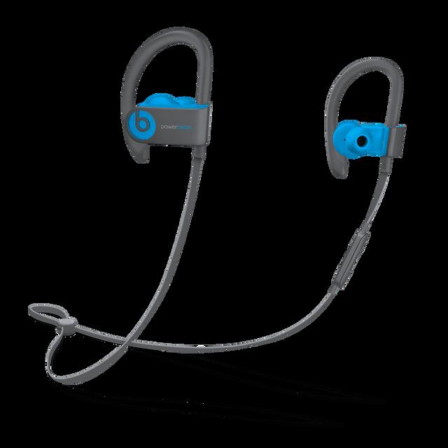 BEATS Ecouteurs Bluetooth PowerBeats 3 Bleu pas cher Achat