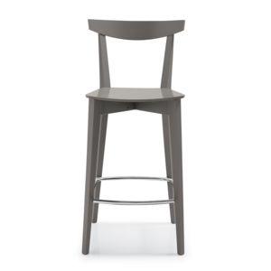 connubia chaise haute pour bar evergreen taupe set de 2 pas cher achat vente meubles de. Black Bedroom Furniture Sets. Home Design Ideas