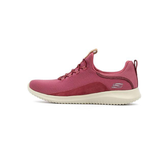 631549d48f7 Skechers - Baskets basses Ultra Flex - New Season - pas cher Achat   Vente  Chaussures fitness - RueDuCommerce