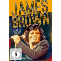Zyx Music - James Brown - Live in concert Boitier cristal