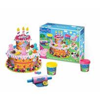 Ct - Peppa Pig - Ct01203 - PÂTE À Modeler - Birthday Cake
