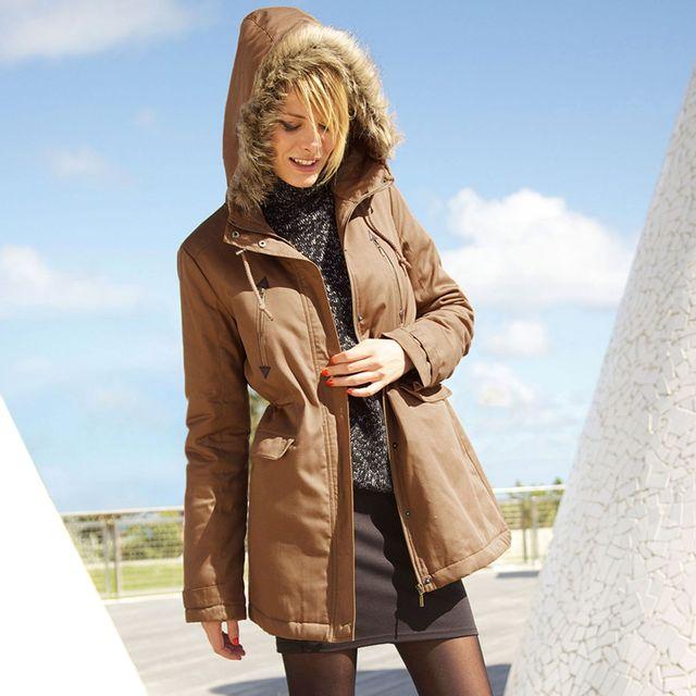 Soldes manteaux femme 3 suisses
