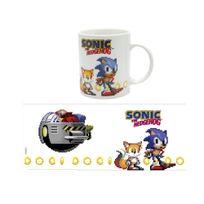 Sonic - Mug Pixels
