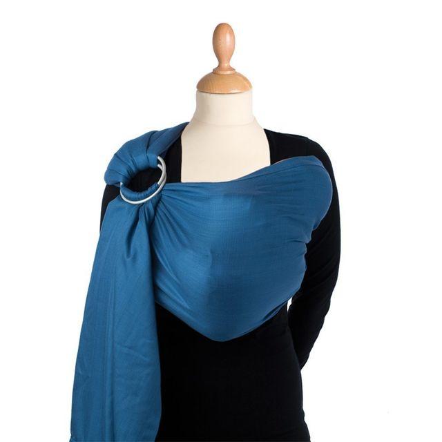 Babylonia - Porte bébé Bb Sling Bleu - pas cher Achat   Vente Porte-bébés -  RueDuCommerce af9ba172f30