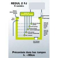 Wa Conception - régulation de niveaux dans les piscines à débordement - regul 2 fj
