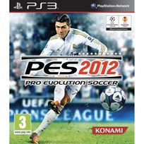 Konami - Pes 2012 : Pro Evolution Soccer - platinum