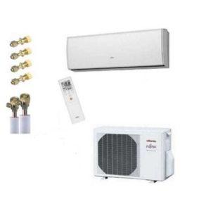 atlantic fujitsu climatisation asyg 12 lt kit frigorifique pas cher achat vente. Black Bedroom Furniture Sets. Home Design Ideas