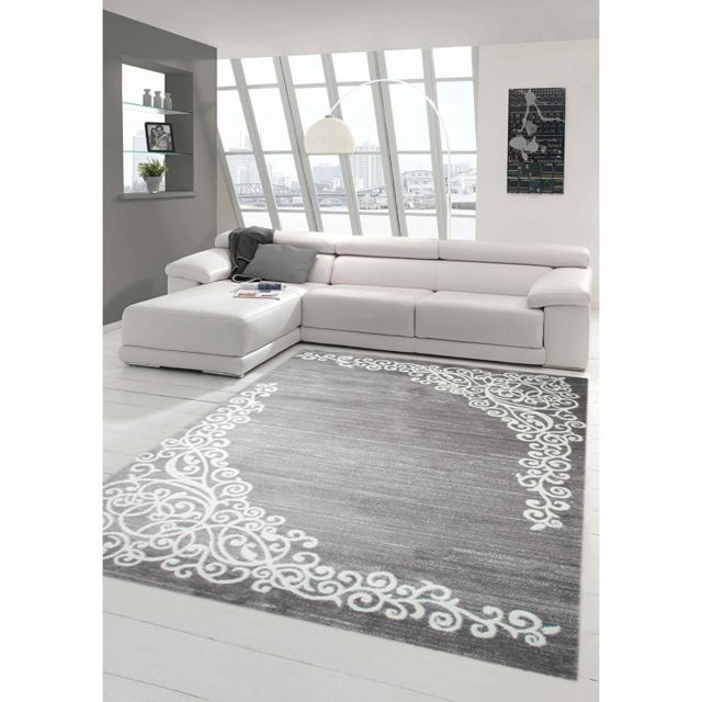 Alya Tapis - Tapis de salon contemporain, design oriental - New ...