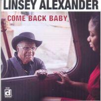 Delmark - Linsey Alexander - Come back baby Boitier cristal