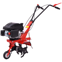 Vidaxl - Motobineuse à essence 5 Cv 2,8 kW rouge