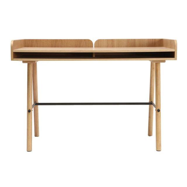 miliboo bureau scandinave ch ne clair japansk pas cher achat vente bureaux rueducommerce. Black Bedroom Furniture Sets. Home Design Ideas