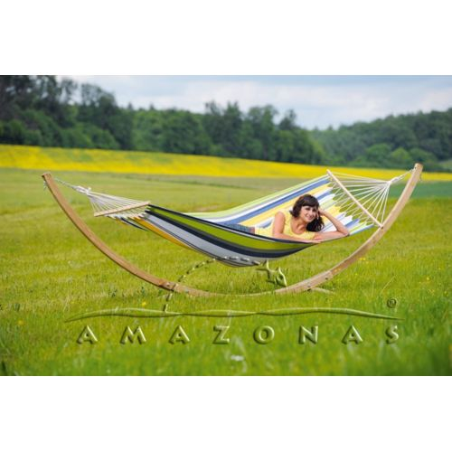 Amazonas - Hamac avec support en bois StarSet kolibri