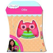 University Games - 82242 - Kit De Loisirs CrÉATIFS - Sew Cute - Ollie