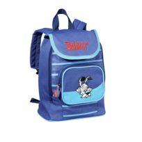 ASTERIX - Mini sac à dos - 27 cm - Bleu - Maternelle