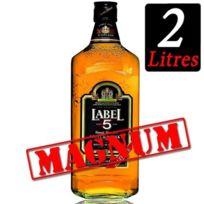 Noir By Label 5 - Label 5 Scotch Whisky 2L