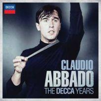 Decca - Claudio Abbado - The years Coffret