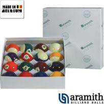Aramith - Billes Américaines 52 mm