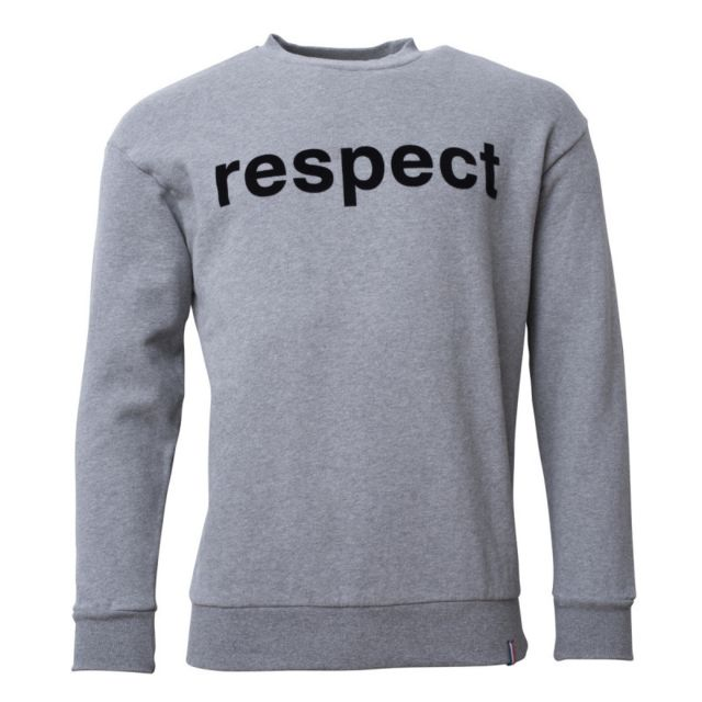 French Kick Respect, Mixed grey