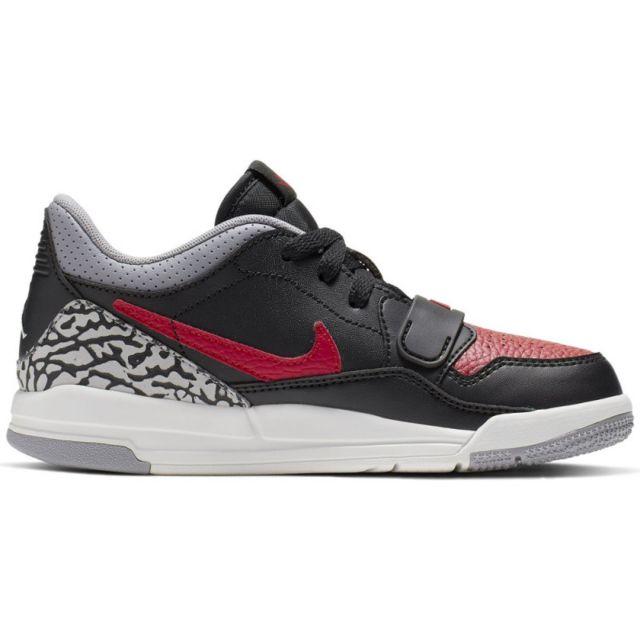 Jordan Chaussures de Basket Air Legacy 312 low Noir pour enfant Pointure - 28