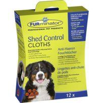 Furminator - Dog Shed Control Cloths 12 pcs