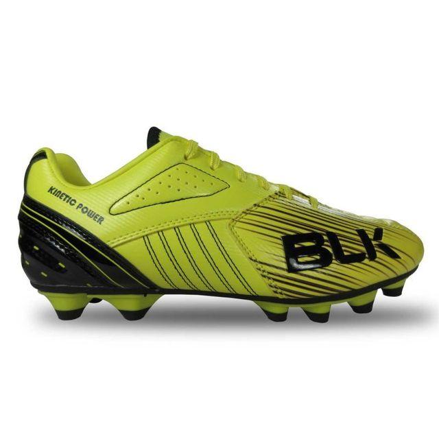 Blk Chaussure de rugby enfant clutch
