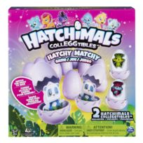 SPINMASTER - Memo hatchy matchy game hatchimals - 6039765