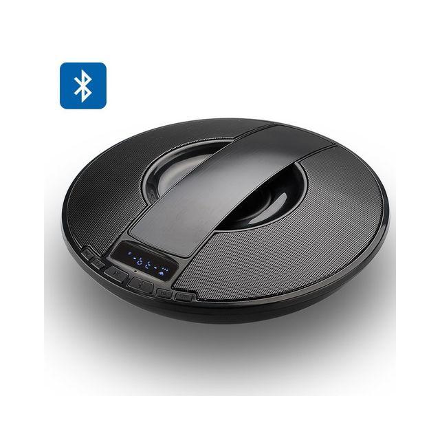 Auto-hightech Enceinte bluetooth avec caisson basse intégrée Sd Aux Usb Radio