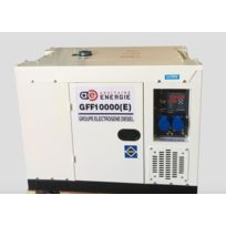 Aquitaine Energie - Groupe Electrogene Diesel 14KVA 230V Insonorise