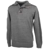 Cbk - Pull Maxou gris chine pull Gris 31324
