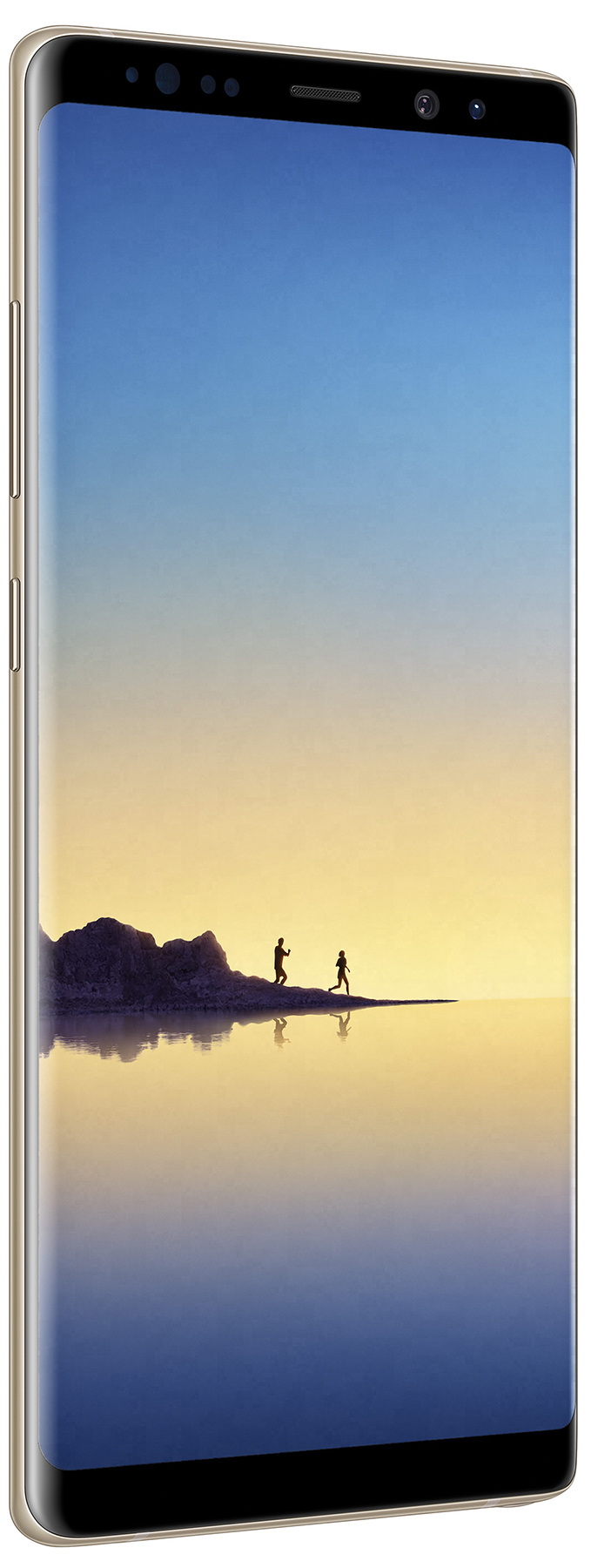 Galaxy Note 8 - Or Topaze