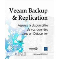 Eni - Veeam Backup & Replication ; assurez la disponibilité de vos données dans un Datacenter