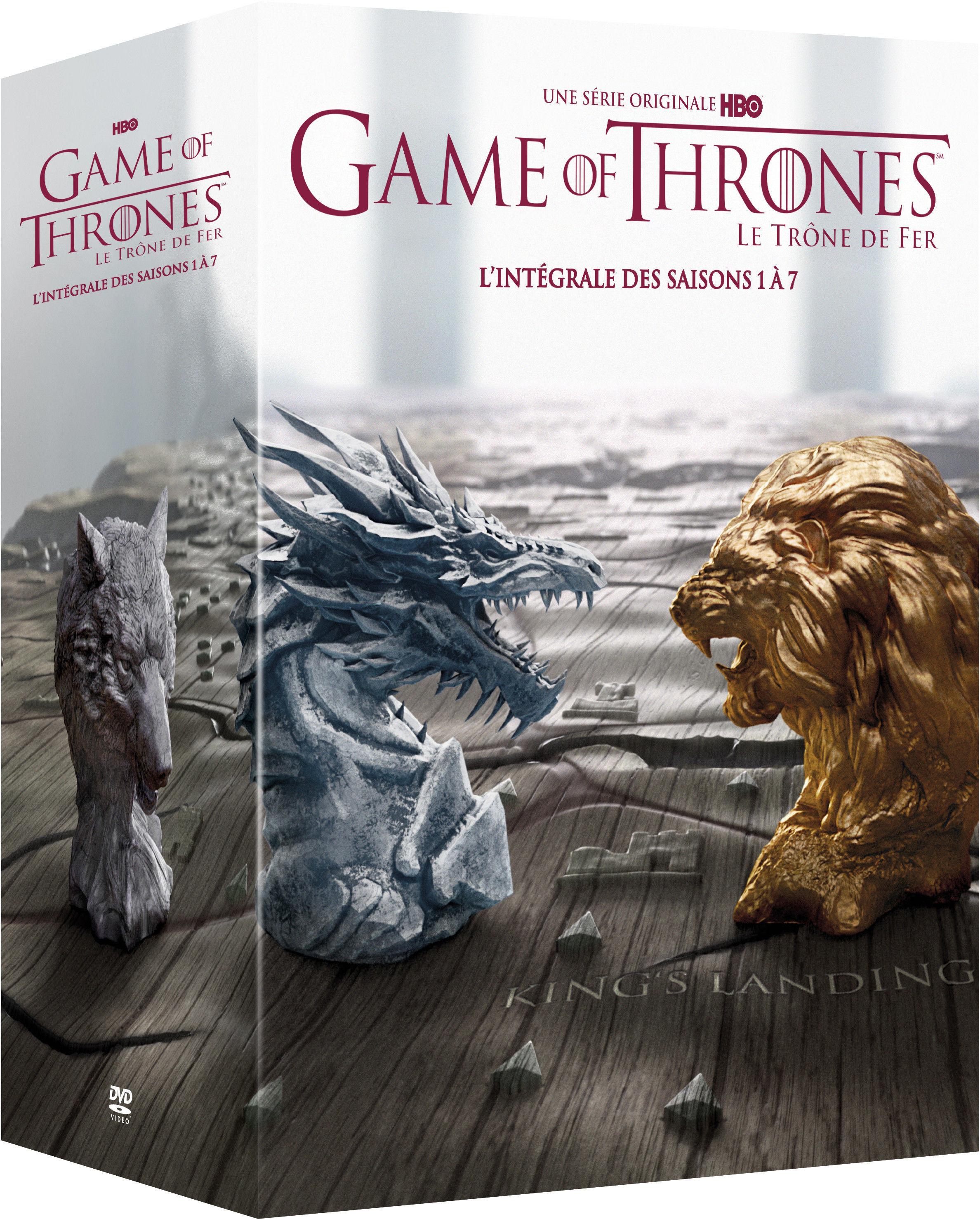 Game of Thrones Saison 1-7