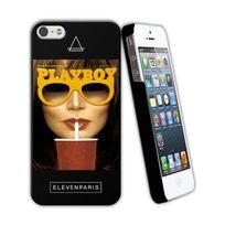 Eleven Paris - Coque Playboy Drink pour iPhone 5 / 5S