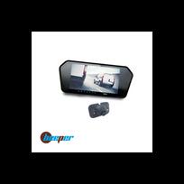 "BEEPER - Kit caméra + radar de recul écran 7"" LED RVU-7R1W"