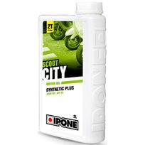 Ipone - Scoot City - Synthetic Plus - 2 Litres 2T