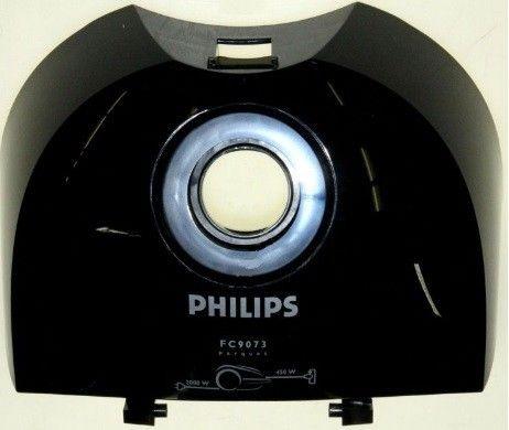 Philips Couvercle plastique pour aspirateur