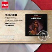 Emi Classics - Schubert Quatuors 14 Jeune Fille Et La Mort & 13 - Cd