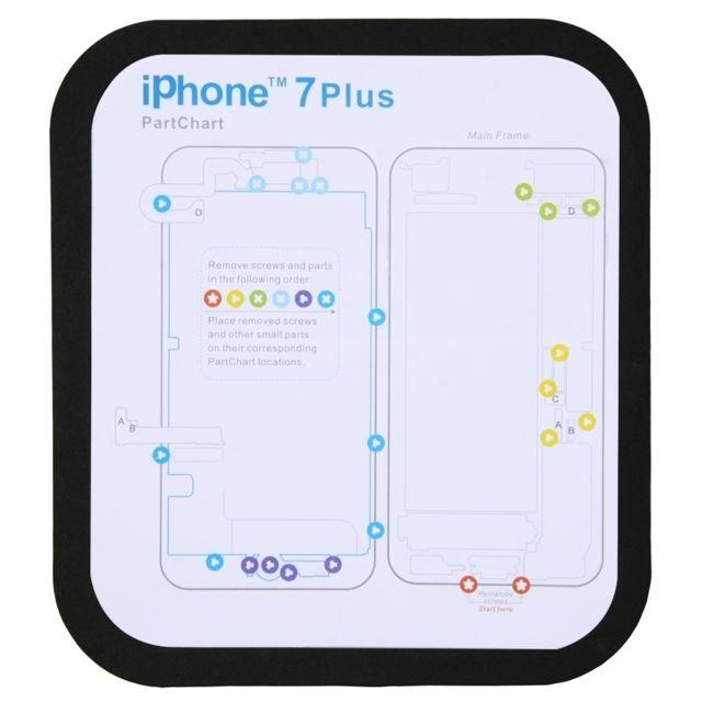 Shot Case Support Voiture Appuie T/Ã/ªte pour IPHONE 7 Plus Smartphone Tablette Magnetique Arriere Enfant Aimant Universel 360 Rotatif