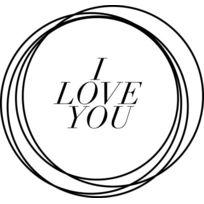 Nio - Tampon I Love You Cercles